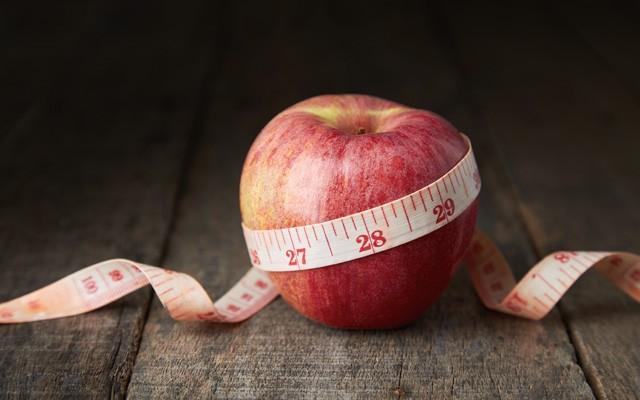Dieta z jabolki
