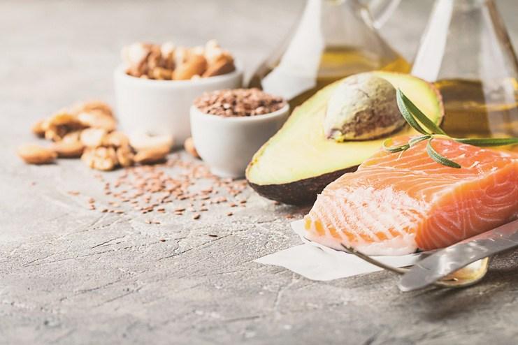 Dieta z maščobami