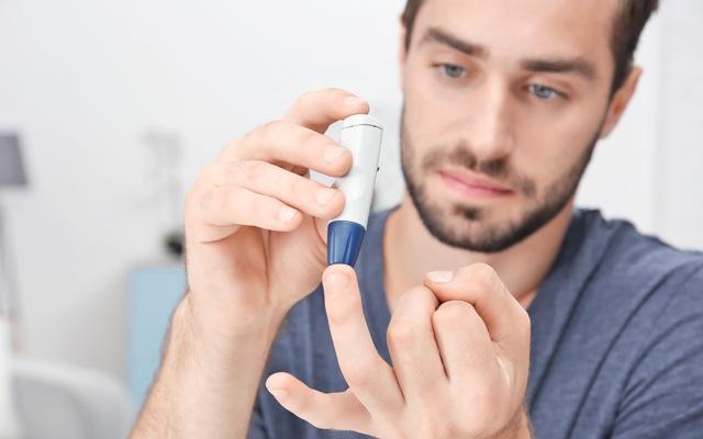 Merjenje inzulina v krvi