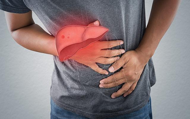 Težave z jetri