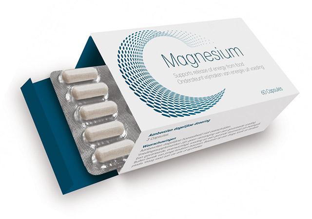 Magnezij - prehransko dopolnilo