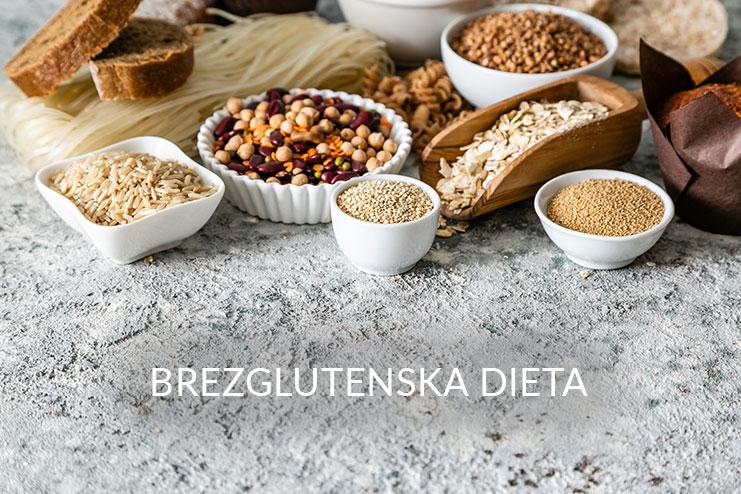 Brezglutenska dieta