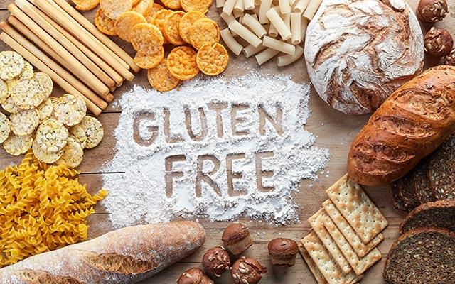 Živila brez glutena